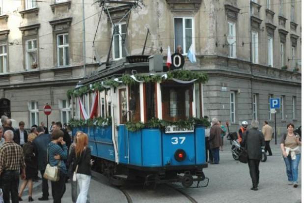 Podróż krakowską komunikacją jak podróż w czasie