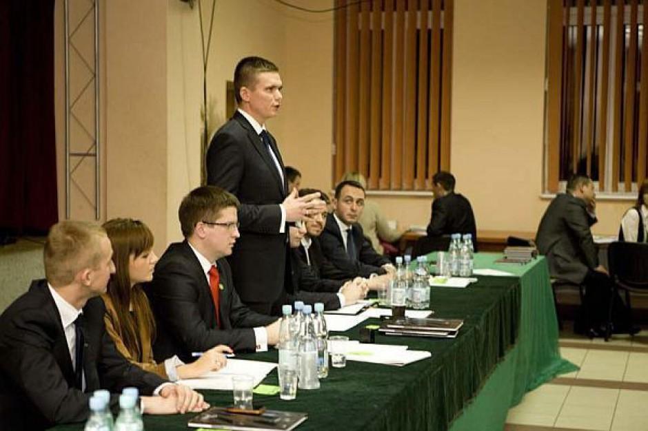 Młodzi ludowcy przeciw likwidacji sądów