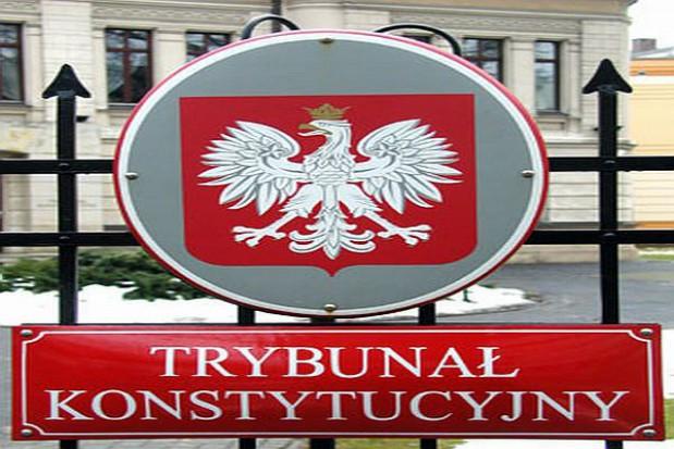 Sądy w Trybunale Konstytucyjnym