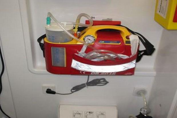 Defibrylator serca w starostwie