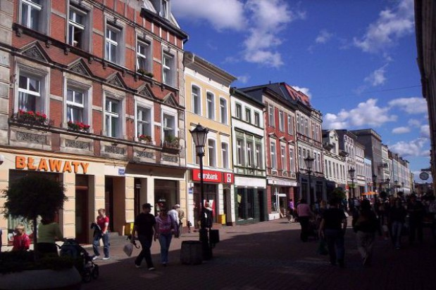 Chcą wpisać centrum handlowe w zabytkowy układ miasta