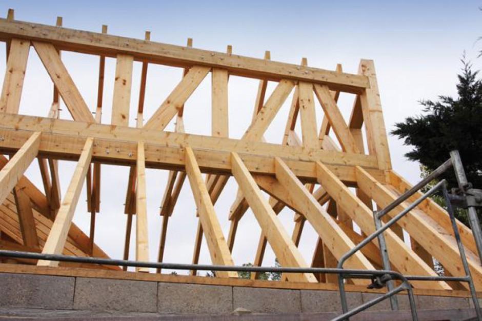 Odbudowa budynków na terenach po klęskach łatwiejsze