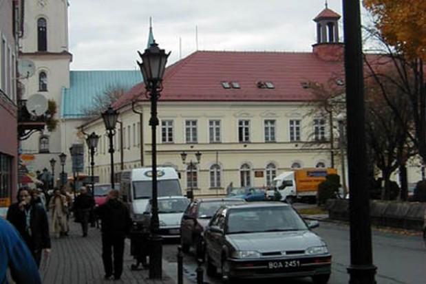 Ruszyła przebudowa Rynku Głównego w Oświęcimiu