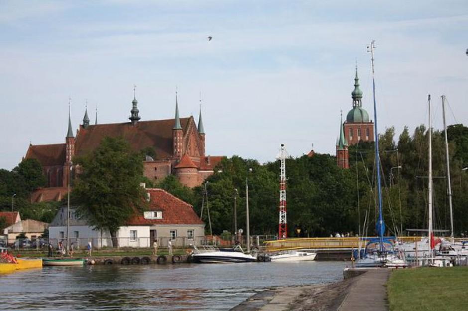 400 tys. na odnowienie wieży we Fromborku