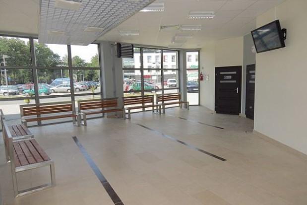 Dworzec PKS w Nowej Dębie gotowy