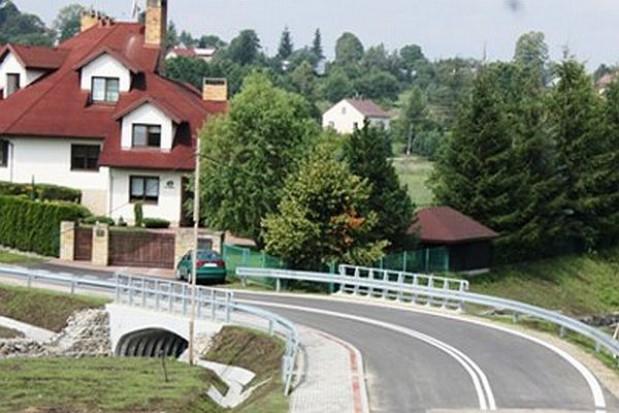 Przebudowa mostu i ulicy w Krośnie