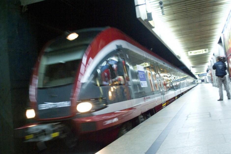 Przybywa pasażerów kolei aglomeracyjnej