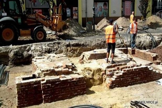 Odkopali dawny szalet miejski
