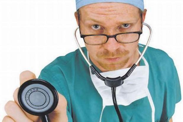 Pacjenci się skarżą na lekarzy