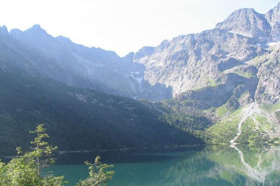 Tłumy turystów w Tatrach