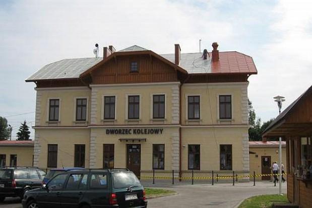 Nowy dworzec w Leżajsku
