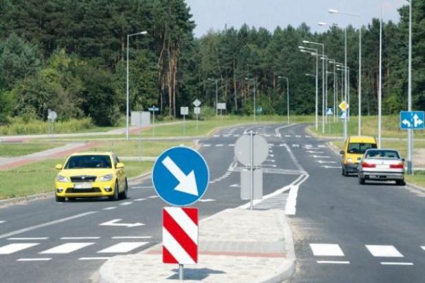 Nowa droga w Lesznie