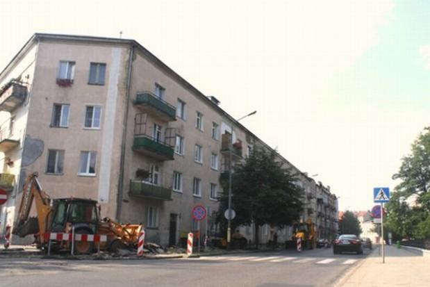 Zamkną część Częstochowskiej w Kaliszu