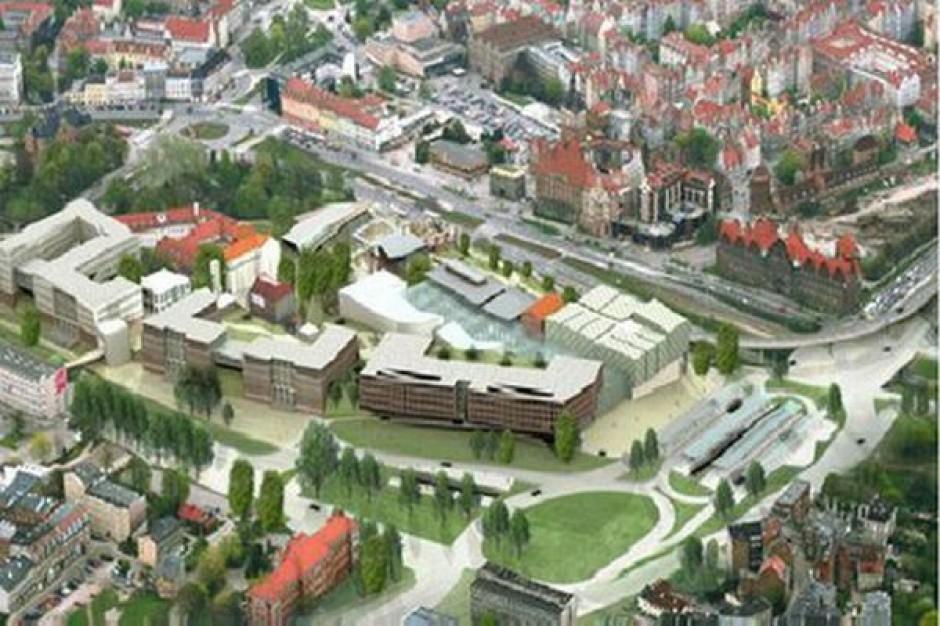 Gdańsk stawia multifunkcyjny obiekt za 800 mln