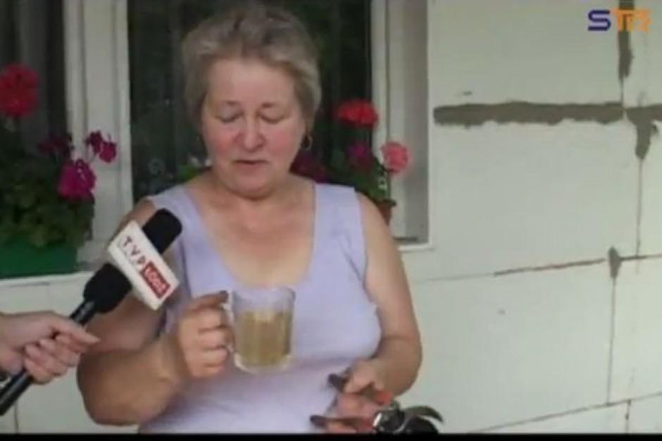 Zobacz, dlaczego w tej gminie nie piją wody z kranu