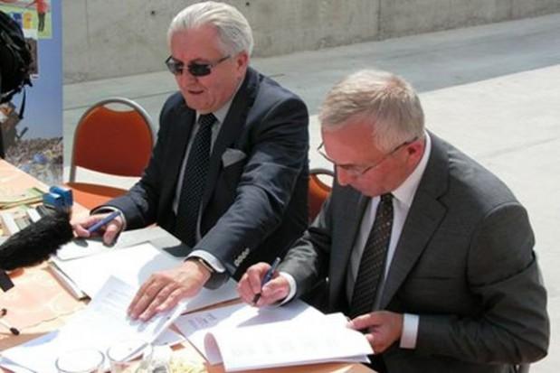 20 mln na sortownię odpadów w Lubawce