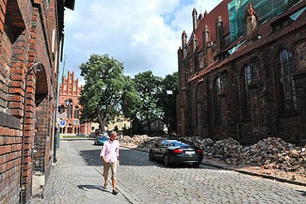 Staromiejska uliczka odzyska historyczne oblicze