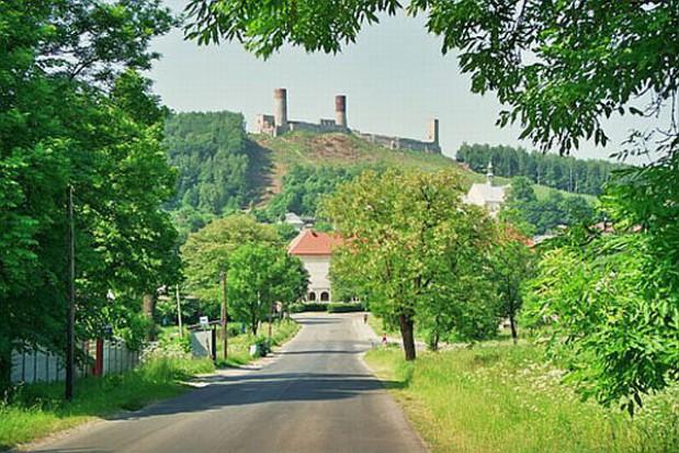 Zamek w Chęcinach zmienia oblicze