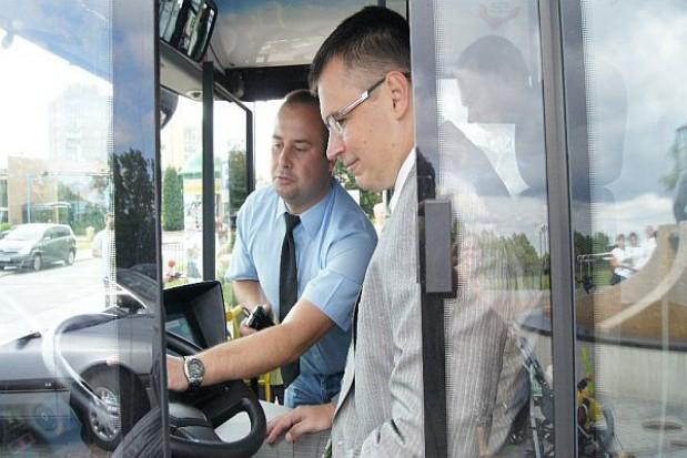 Elektryczny autobus w Zielonej Górze
