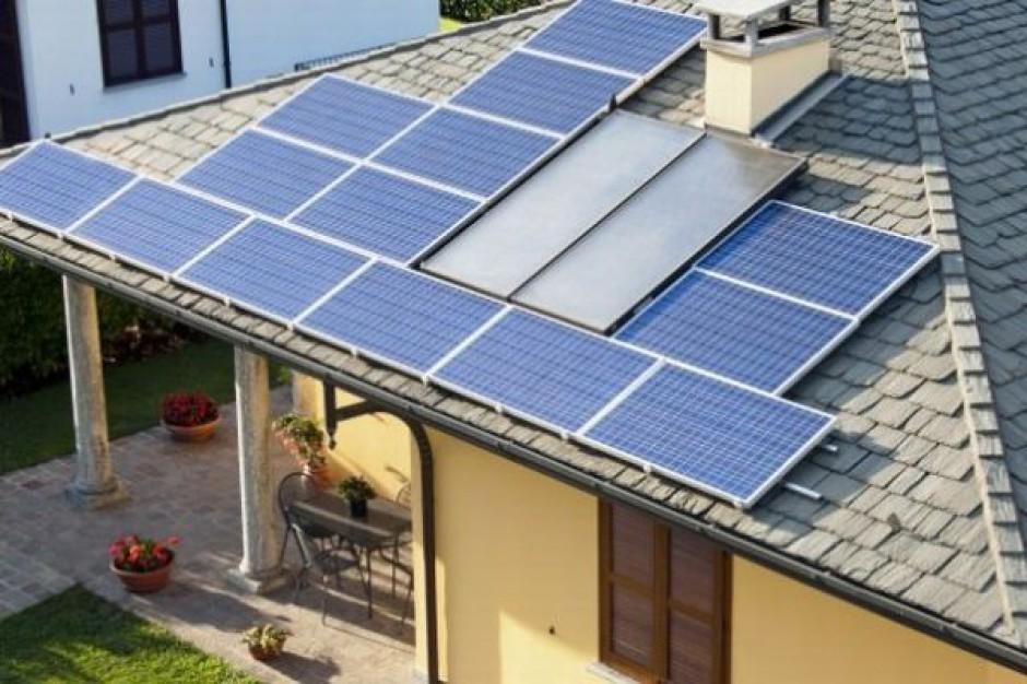 Solary na prywatnych domach? Miasto za
