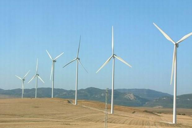 Z wizytą na farmie elektrowni wiatrowych