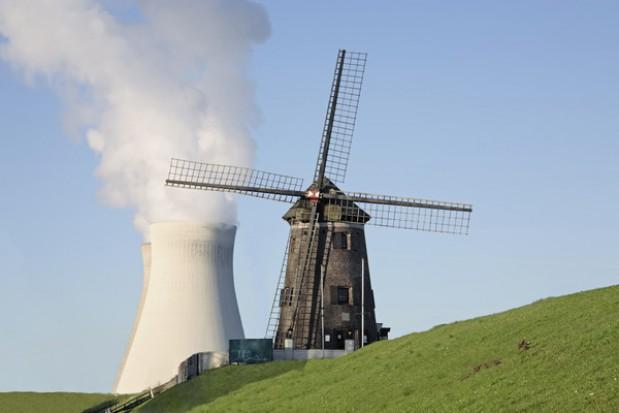 Megawat z wiatraków nie równa się temu z atomu