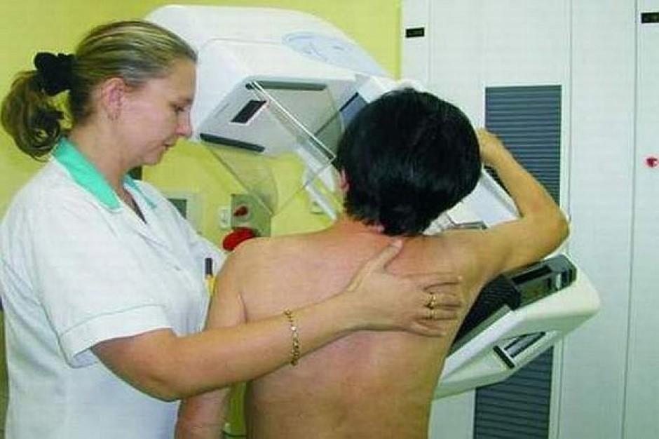 Bezpłatna mammografia w krośnieńskim szpitalu