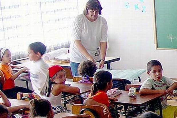 Choroba nauczyciela na urlopie
