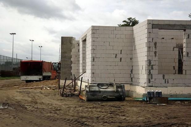 Postępy w rozbudowie szkoły w Paczkowie