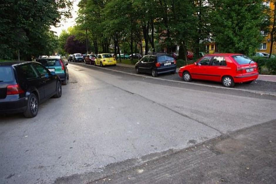 Będą miejsca parkingowe w Sosnowcu
