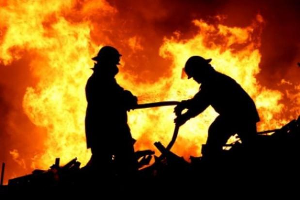 Leśnicy i strażacy obchodzą 20. rocznicę wielkiego pożaru