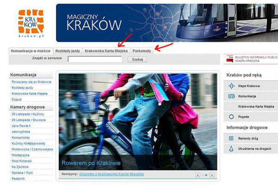 Wszystko o krakowskiej komunikacji