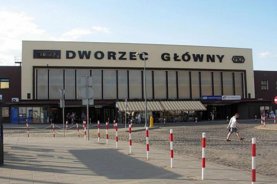 Zmodernizują dworzec w Bydgoszczy