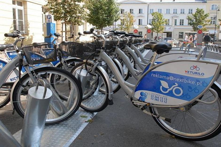Kradną miejskie rowery