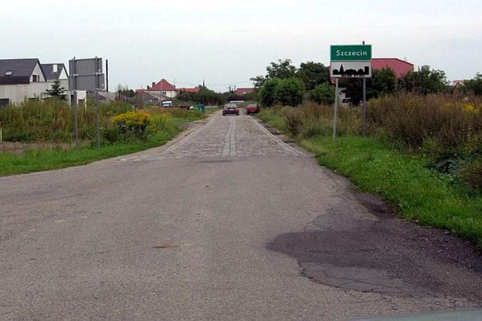 Droga gminna w Ostoi do remontu
