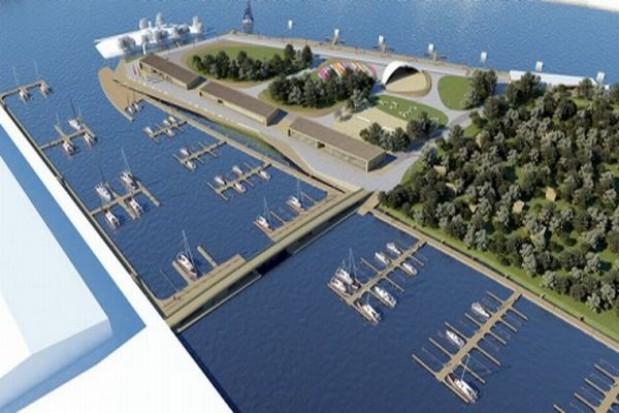 Budowa portu jachtowego w Szczecinie zgodnie z planem