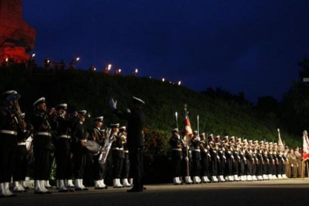Uroczystości upamiętniające wybuch II Wojny Światowej na Westerplatte