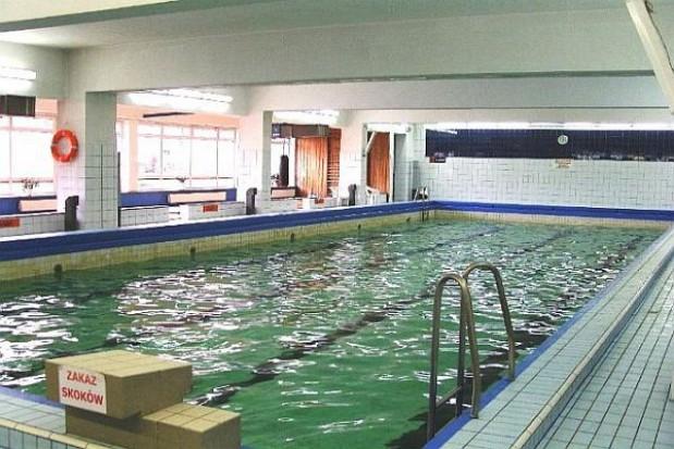 Spóźnione otwarcie pływalni