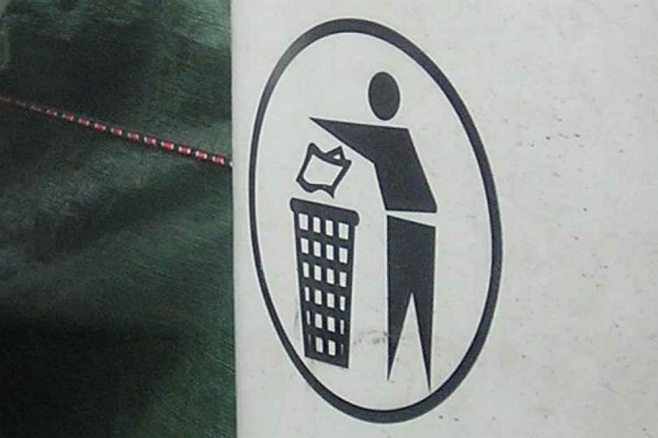 Musimy zadbać o śmieci po europejsku