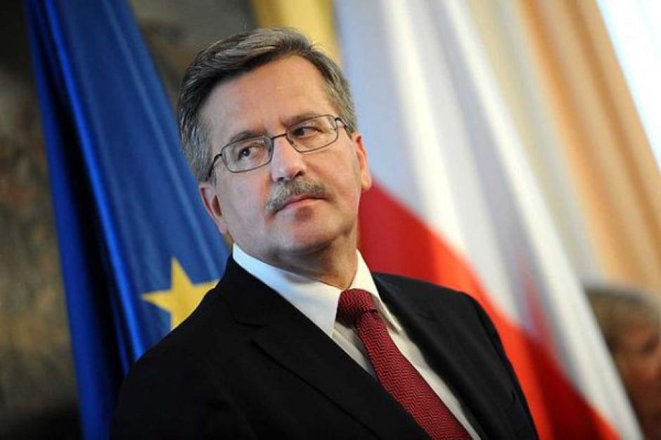 Komorowski: wielokulturowość atutem Podlasia