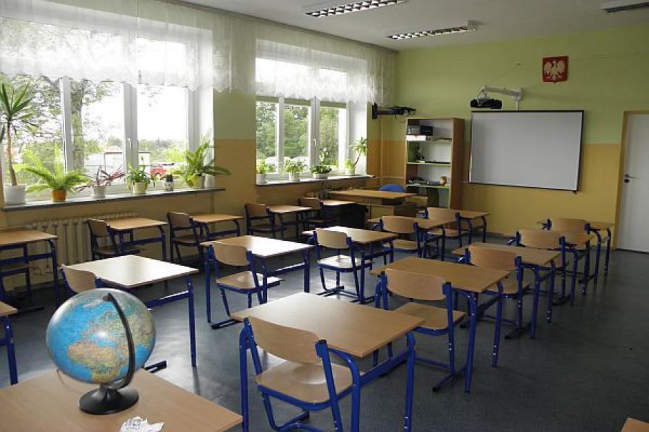 Nowa sala przyrody w szkole w Pszennie