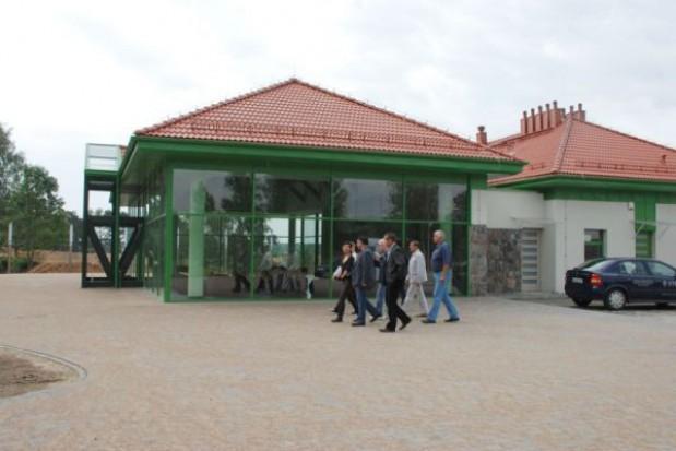 Gmina Gołdap zakończyła budowę pijalni wód