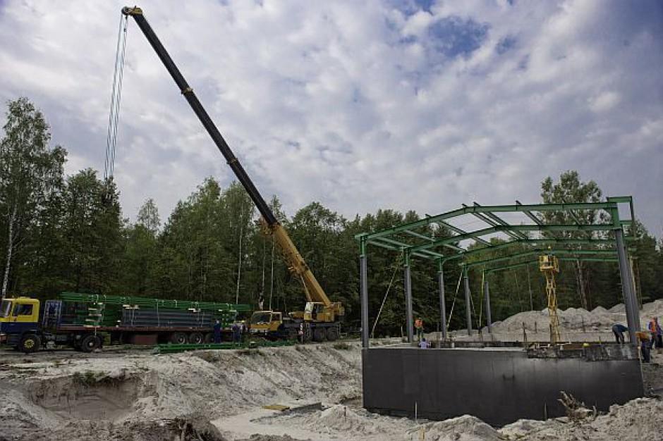 Nowa stacja uzdatniania wody w Jaworznie