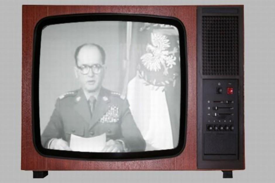 Stan wojenny w prezentacji multimedialnej