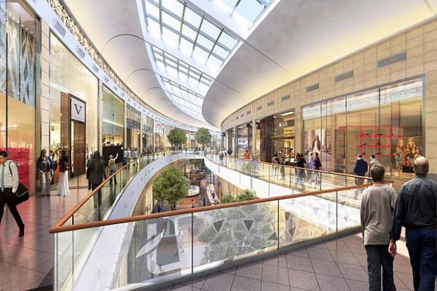 Centrum handlowe za 350 mln euro
