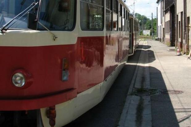 Katowickie centrum bez tramwajów