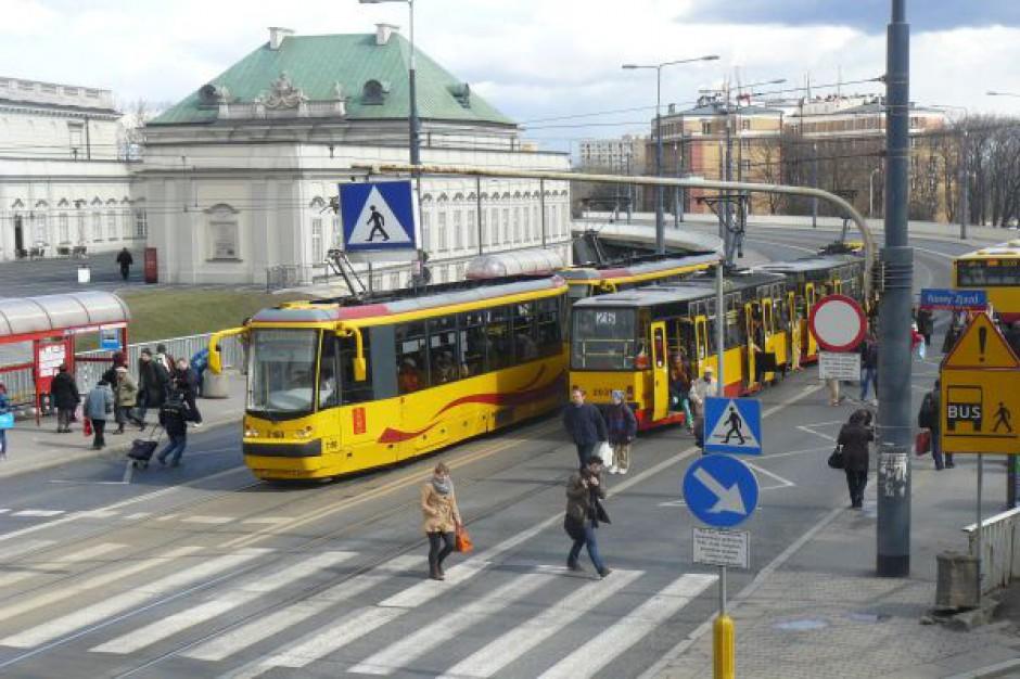 Wracają tramwaje na ulicę Marszałkowską
