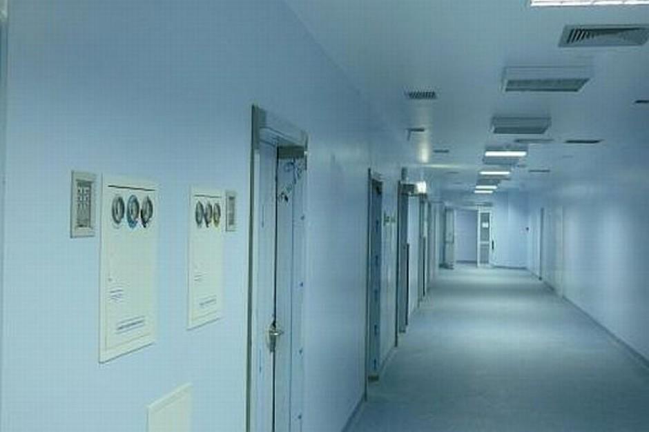 Szpital w Rudnej Małej ma nowy segment