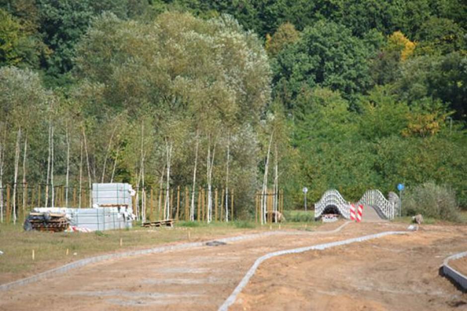 Powstaje ważna dla bydgoskich rowerzystów ścieżka