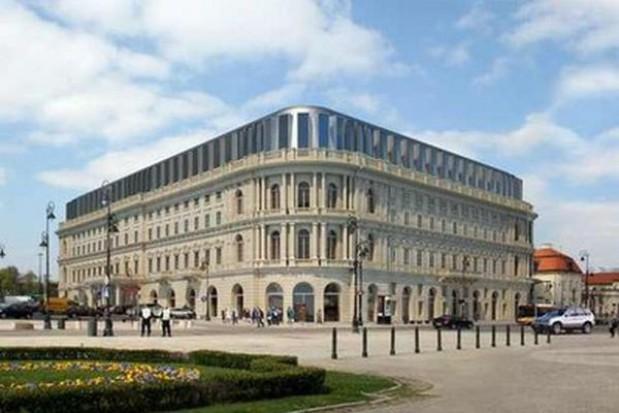 Stołeczny Hotel Europejski będzie iście europejski